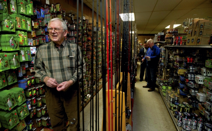 For Fishing Gear Go To The Candy Store Salisbury Post Salisbury Post
