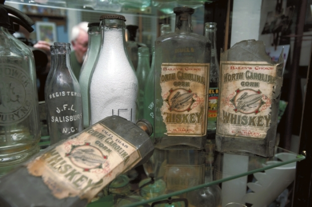 Whiskey Bottles Uncovered In Spencer Attic A Find Of The Decade Salisbury Post Salisbury Post