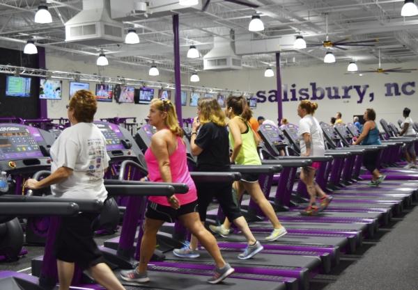 Planet Fitness Opens In Salisbury Salisbury Post Salisbury Post