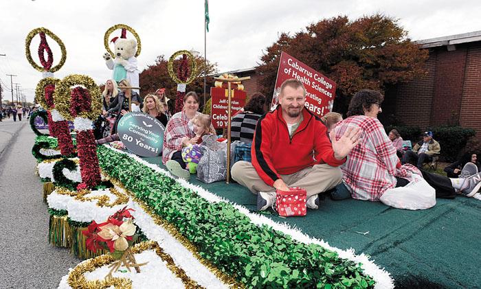Landis Christmas Parade 2021 Landis And China Grove Start The Season With Parade Salisbury Post Salisbury Post