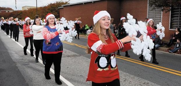 Landis Christmas Parade 2020 Landis and China Grove start the season with parade   Salisbury