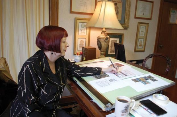 Interior Designer Priscilla Clark Is Ready To Do It Her Own Way Salisbury Post Salisbury Post