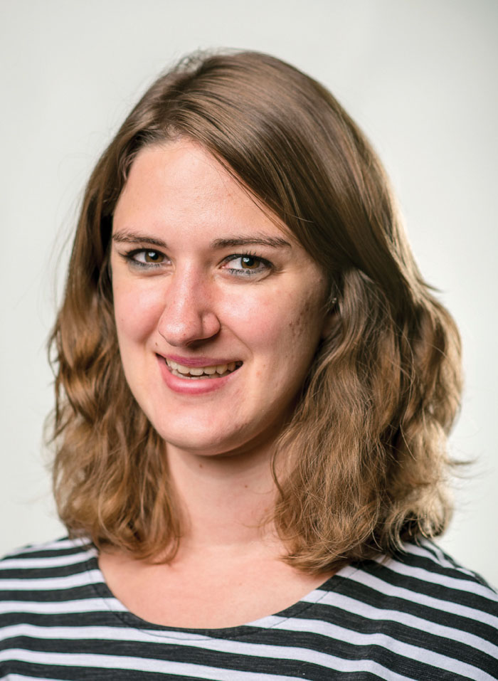 Liz Moomey : City government and politics reporter