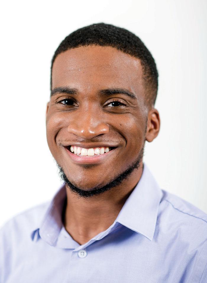 Terrence Jefferies : Reporter