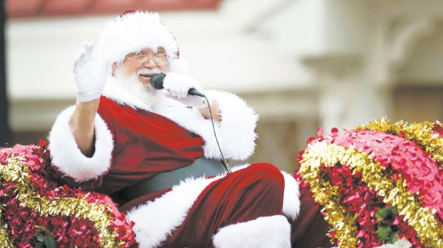 41st annual Southern Rowan Christmas Parade steps off Tuesday