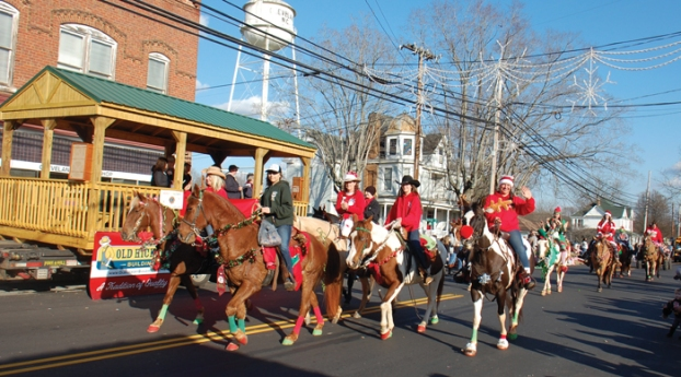 Cleveland, Nc Christmas Parade 2020 Christmas in Cleveland: A 'genuine' town delivers another homespun