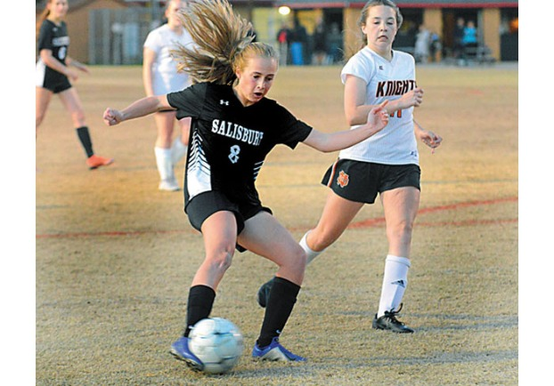 High school soccer: Webb taking perfect storm of speed and skill